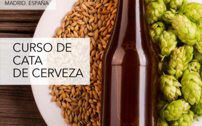 NIVEL 1 ONLINE. Cata y Análisis Sensorial de la Cerveza