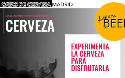 Presentación de Catas de Cerveza Madrid