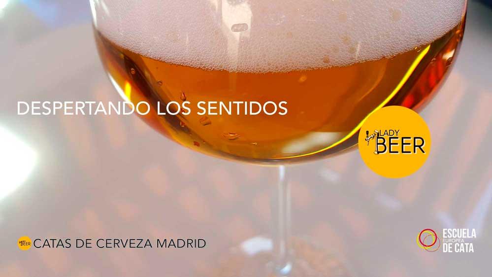 Nivel 1 Presencial de Cata y Cultura de la cerveza 20 agosto