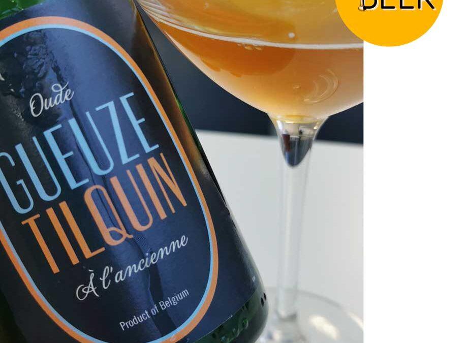 Cata de cerveza: Oude Gueuze de Tilquin